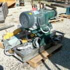Used- Perma-San Kettle, 750 Gallon, Model JOVC, 316 Stainless Steel, Vertical. 48