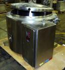 Used- Firex Fixpan Kettle, Model PFIE300, 300 Liter Capacity