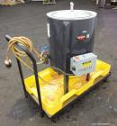 Used- Sta-Warm Electrically Heated Compound Melter, 25 Gallon, Model 53WSSS, 304 Stainless Steel. 18-1/2