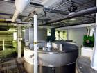 Used- Tolan Kettle, 7500 Gallon, 304 Stainless Steel, Vertical. Approximately 114