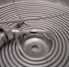 USED:  Paul Mueller Kettle, 100 Gallon, 316 Stainless Steel, Vertical.  28