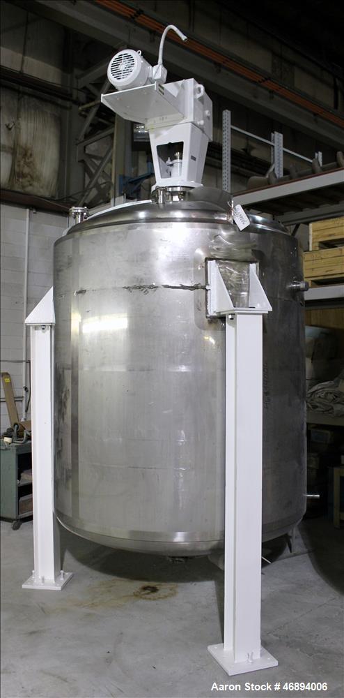 Used- Walker 1000 Gallon Processor