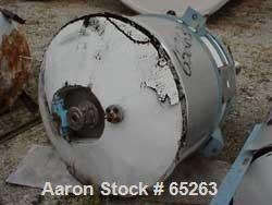 Used- 132 Gallon Stainless Steel Walker Stainless Kettle