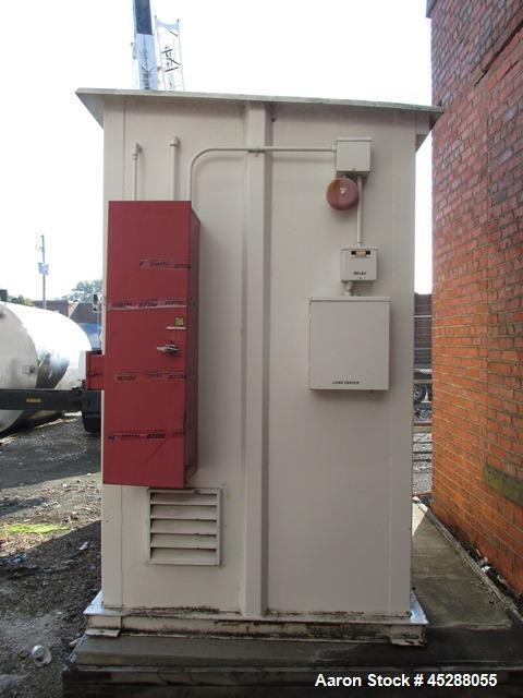 Used-Outdoor Flammable Storage Unit Safety Storage 1006FS Outdoor Flammable Stor