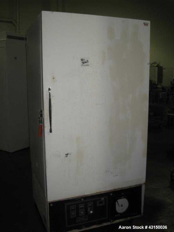 Used- Cryo-Fridge refrigerator, double door design