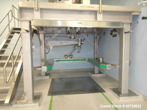 Used- GEA Type ReSePW WL IBC Receiving Station