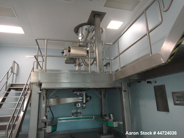 Used-GEA Type ReSePW WL IBC Receiving Station