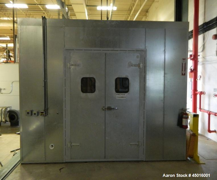 Used-Unger Acoustic Test Enclosure