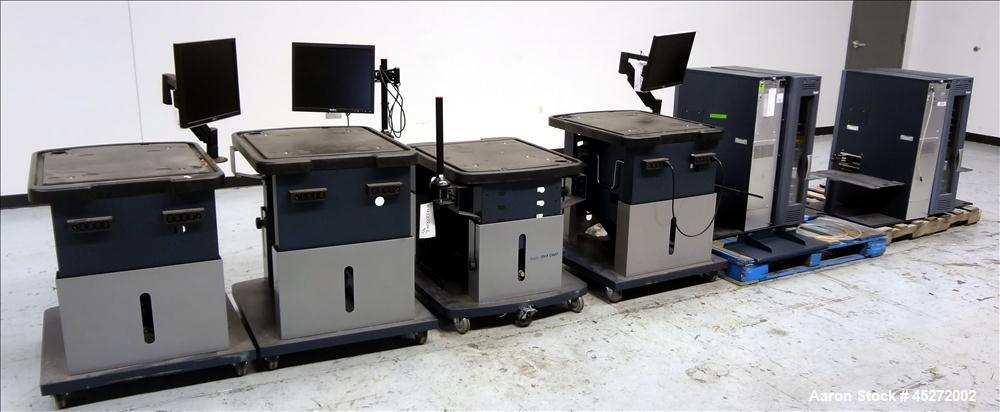 Used- Acquity UPLC Sample Organizers.