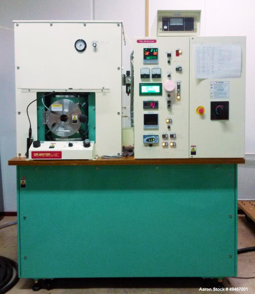 Electronic Lab Instruments : Used fuji electronic industrial co spark plasma
