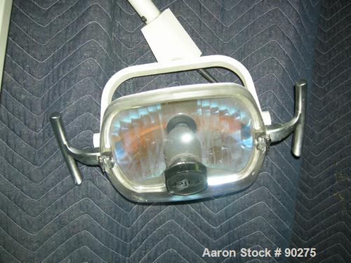 USED: A-Dec chair mount dental light.