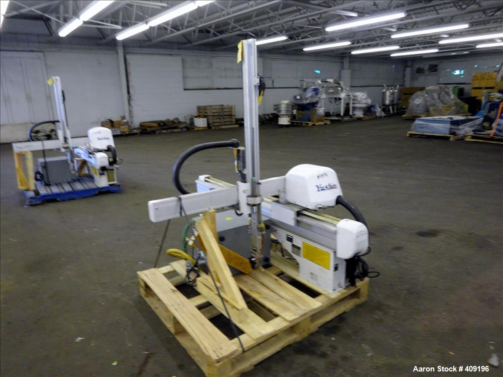 Used- Yushin America 1-Stage Servo Traverse Robot, Model ATB-150S.