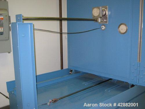 Used-Thermotron Thermal Shock Chamber.  Model ATS-900-H-15-20-LN2.   A/C.  Year 1986.  Does not include freon compressor or ...