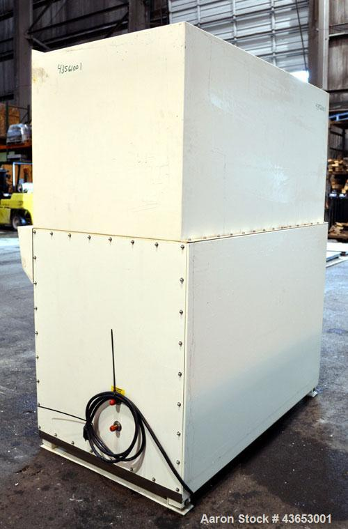 """Used- The Baker Company SterilGARD Biological Safety Cabinet, Model SG-400, 304 Stainless Steel.  Chamber approximately 46"""" ..."""