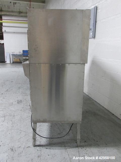"Used- Baker Steriguard Fume Hood, Model SG-600. Class II, type A/B3, 72"" wide x 24"" deep x 30"" high, stainless steel tray, w..."