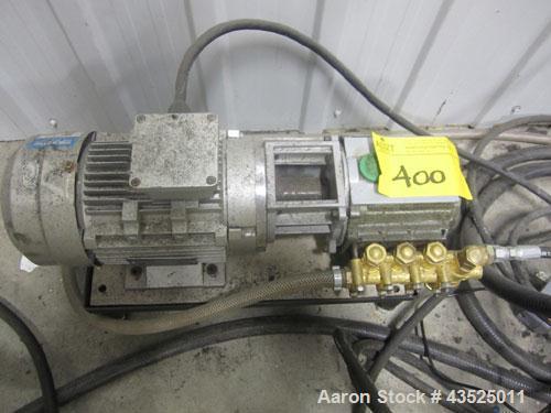 Used- Beijing Jinshengztin Hydrostatic Burst & Leak Detector, Model XGY-10MPA. Designed to following standards, GB/T6111-200...