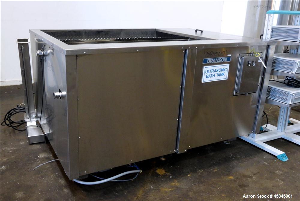 Used- Branson Ultrasonic Cleaning System