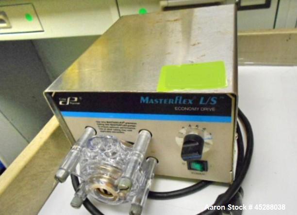Used-Cole-Parmer 7554-90 Peristaltic Pump