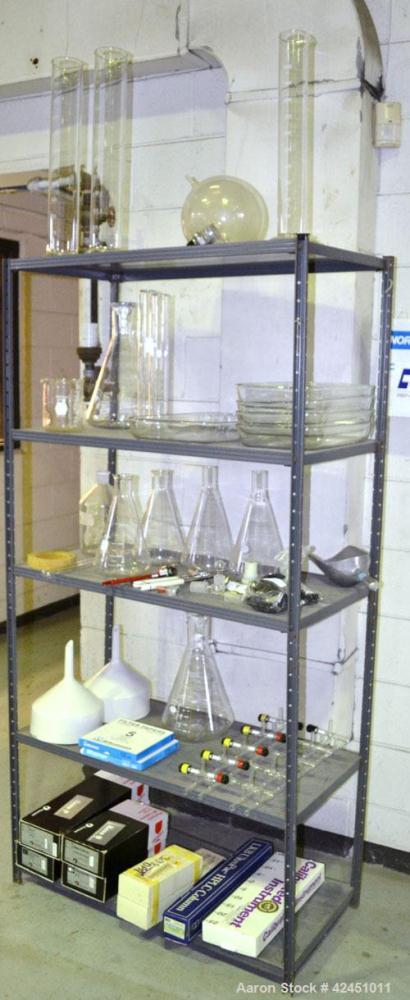 Used- Lab Glassware