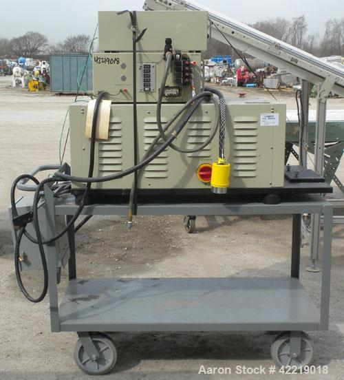 Used- C.W. Brabender Plasti-Corder Mixing System consisting of: (1) Direct Current drive unit, model EPL-V5501, approximatel...