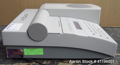 Used- Denver Instruments Mark I Moisture Analyzer. Rated approximately (.001) resolution. Temperature range ambient to 210 d...