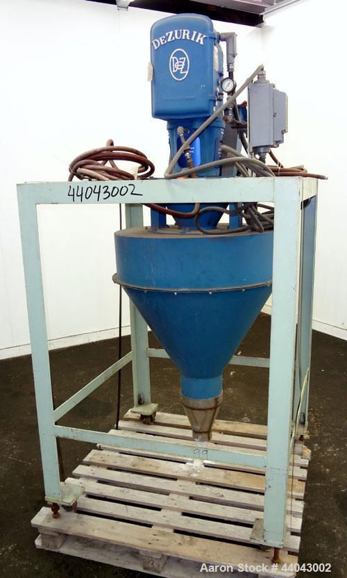Used- DeZurik Mass Rate Meter, Model 9019307