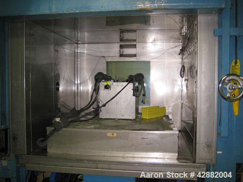Used-Thermotron Temperature/ Humidity  Chamber, Model F-62-CHMV-25-25.  Includes Thermotron shaker, model DS-940/F62.  Year ...