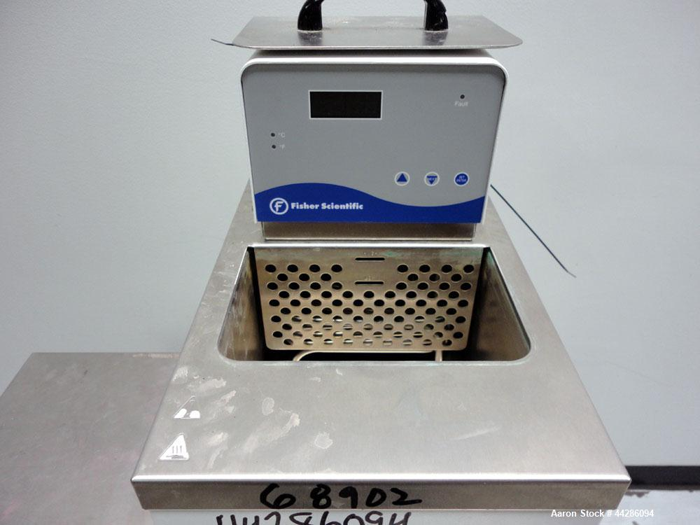 Used- Fisher Scientific Standard Refrigerated Isotemp Bath, Model 3016S. Capacity 1-1/2 gallon (6 Liter), temperature range ...