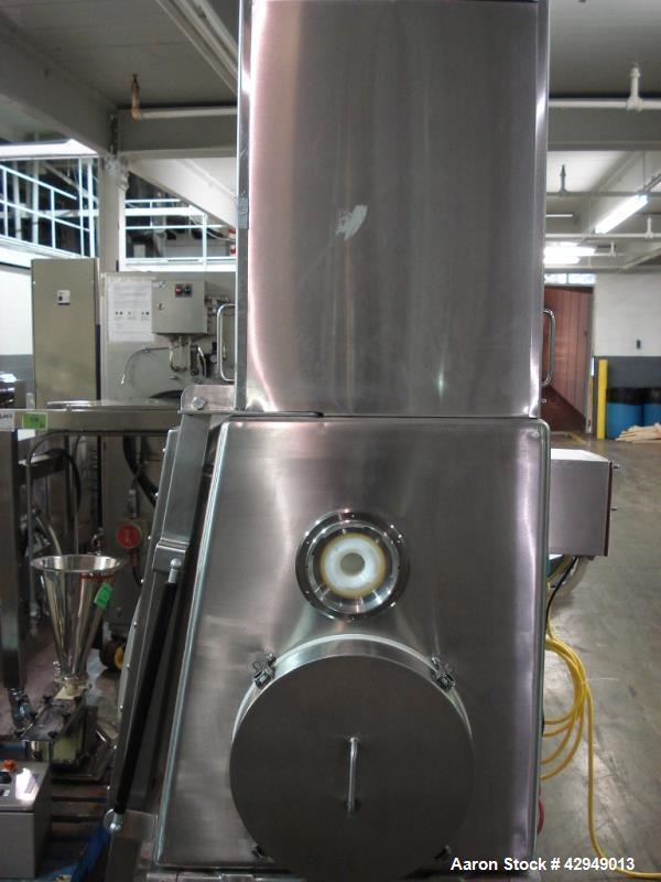 Used- Stainless Steel Flanders Isolator