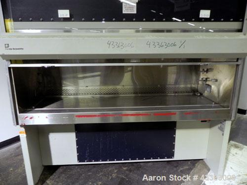 Used- Stainless Steel Forma Scientific Hood, Model 1104