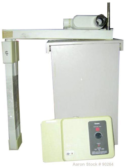USED: Gendex GX770 X-ray machine, model 46-404600G1. Built 1986.