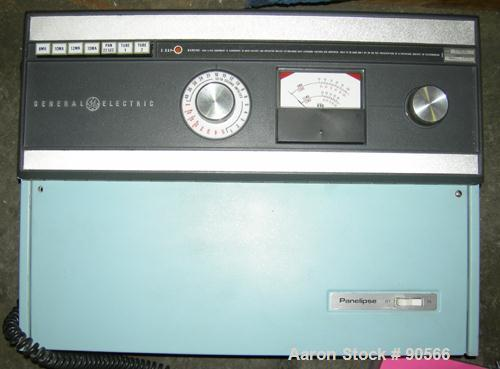 USED: General Electric X-ray machine, model 46-181121G1. 1/60/115 volt.