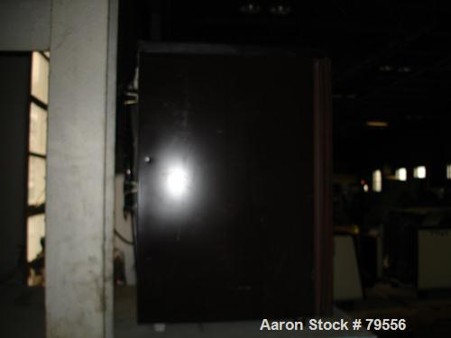 "Used- General Electric Lab Size Refrigerator, Model TA6SLB. 20"" wide x 16"" deep x 22"" tall. Top ice tray storage. 60 hz/120 ..."