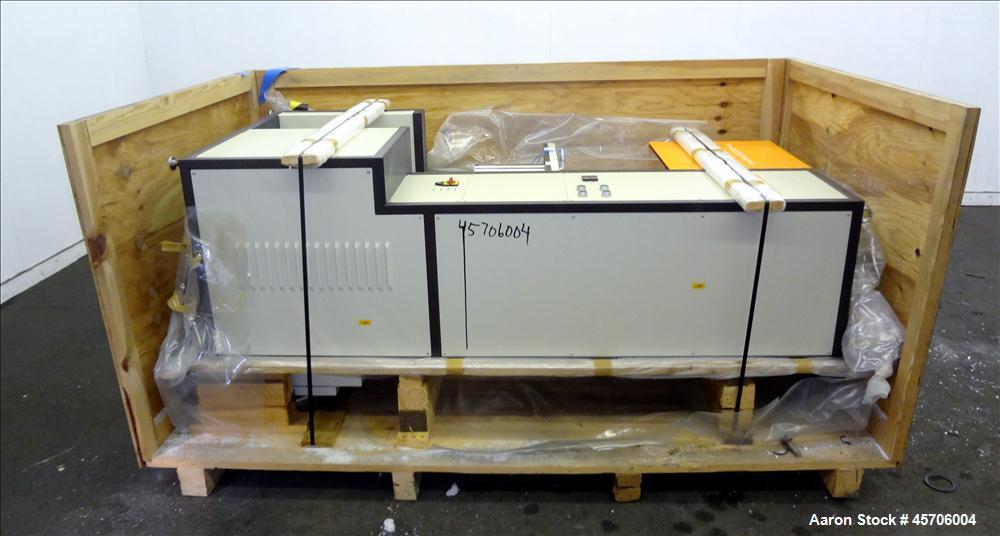 Unused- Gottfert High Pressure Capillary Rheometer, Model Rheograph 6000.