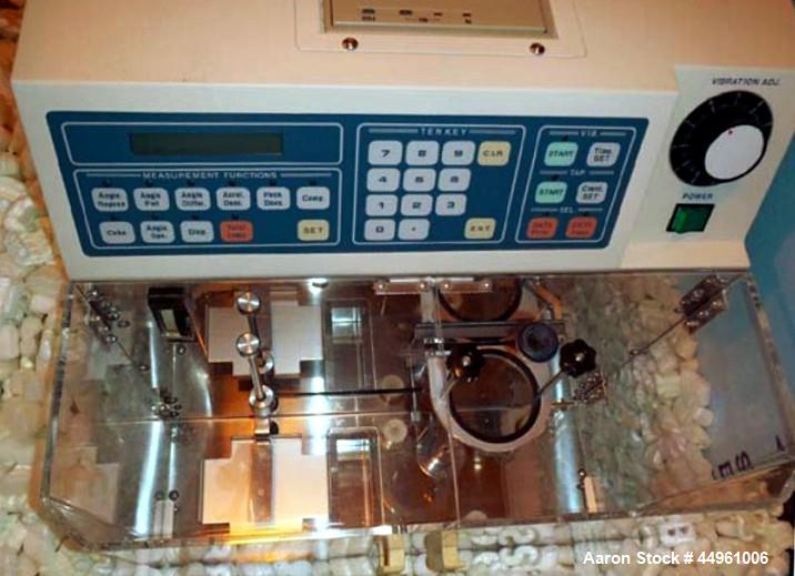 Used-Hosokawa Powder Tester PT-N.  All accessories, manual and crate included.Serial #207121.