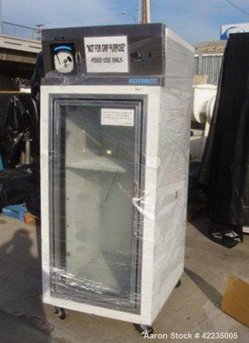 Used- Hotpack Refrigerator, Model 827120