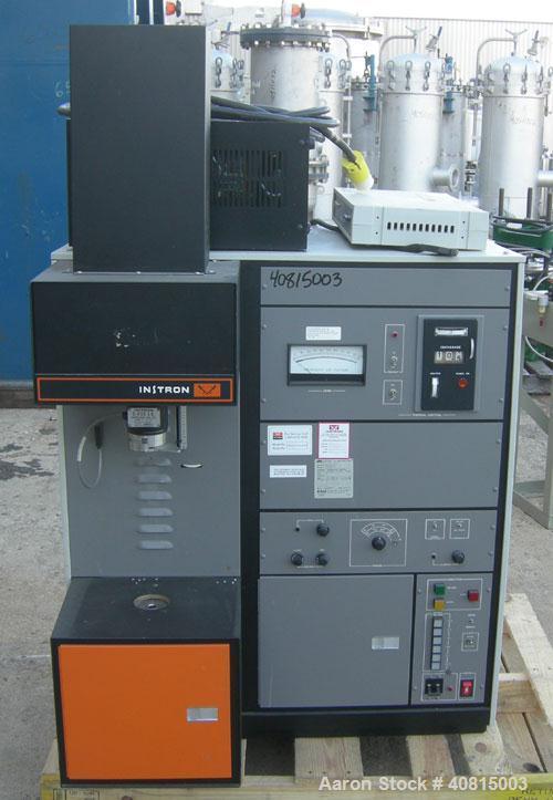 Used- Instron Capillary Rheometer System, Model 3211