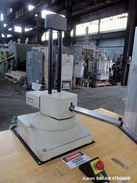 Used- Instron Testmaster Automation System, Type Zymate XP, SO# 99550.