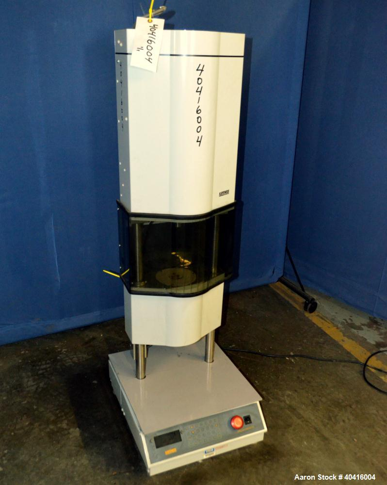 Used- Kayeness Capillary Rheometer, Model D6052M-115
