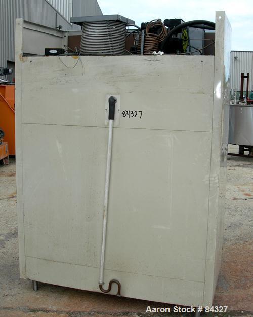 "USED: Kelvinator upright freezer, model UC50F-4, 50 cubic feet. Interior 54"" x 54"" x 27"" deep. Provision for shelves. 10 to ..."