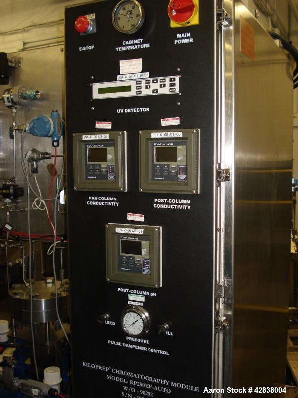 Used- Biotage Chromatography Unit, Model KP250-8