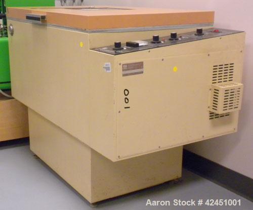 "Used- Lab Line Incubator-Shaker, Model 3525. Chamber measures 34"" long x 22"" wide x 15"" deep. 7.5 Amp, 50/60 Hertz, 120 Volt..."