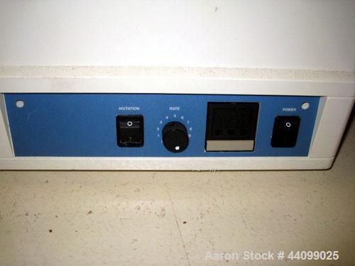 Used- Lindberg/Blue M bath, model Waterbath, 1.46 kw, 100 C max temp, serial# S27H-384069-TH.