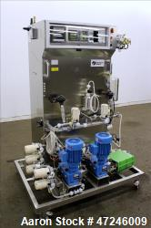 Used- Amersham Pharmacia Biotech Chromatography Skid, System 403.