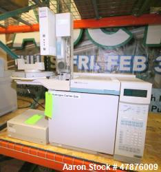 Hewlett Packard HP 6890 Series GC System, Model G1530A, Serial #  US00010790, Includes Hewlett Packa...