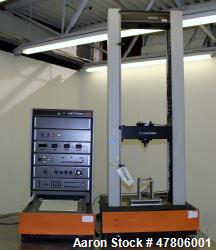 Instron 1120 Series Tensile Tester, Model 1122. Designed and used for testing the physical properti...