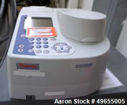 Used- Scientific Evolution Spectrometer, Model 60S UV.