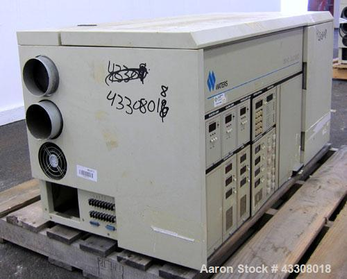 Used- Millipore Waters Associates Liquid Chromatograph, Model 150-C ALC/GPC. A microprocessor based, self contained system f...