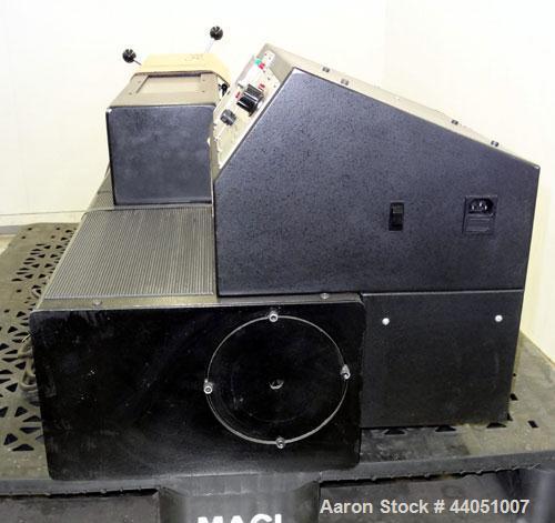 Used- BTT Corp Boltester, Model BTT 60K