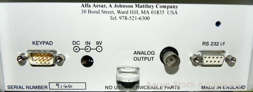 Used- Alfa Aesar Magnetic Susceptibility Balance. Includes case.